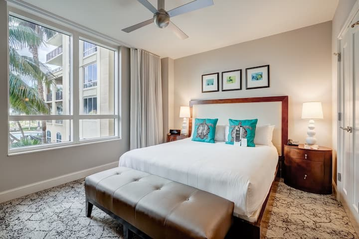 1BR SUITE AT THE MARRIOTT RESORT & SPA #414