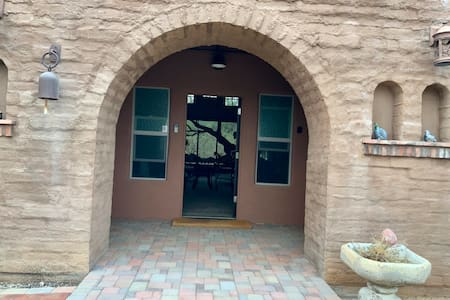 Front House Entrance