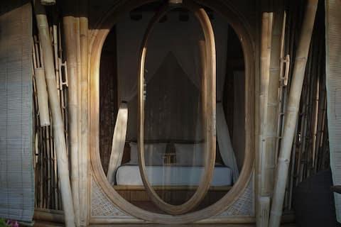 Bamboo Pavilion at Maringi Sumba