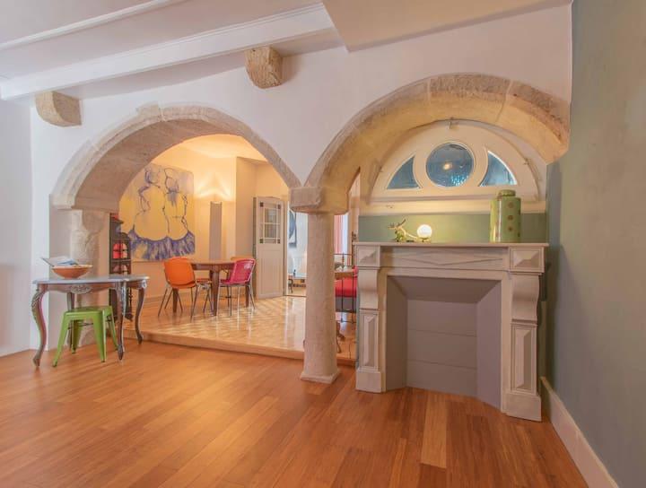 Appartement de vacance à Porrentruy