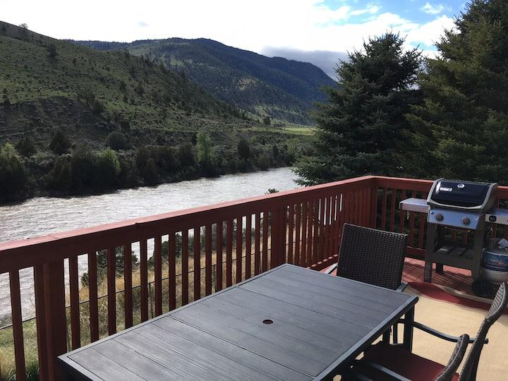 Yellowstone River Front Condo #4
