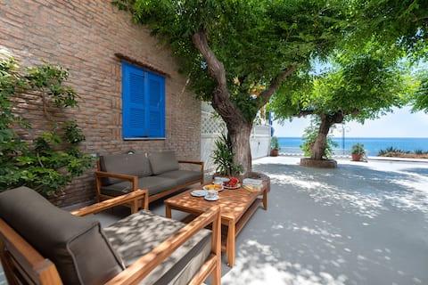 Luxury ground floor suite with terrace
