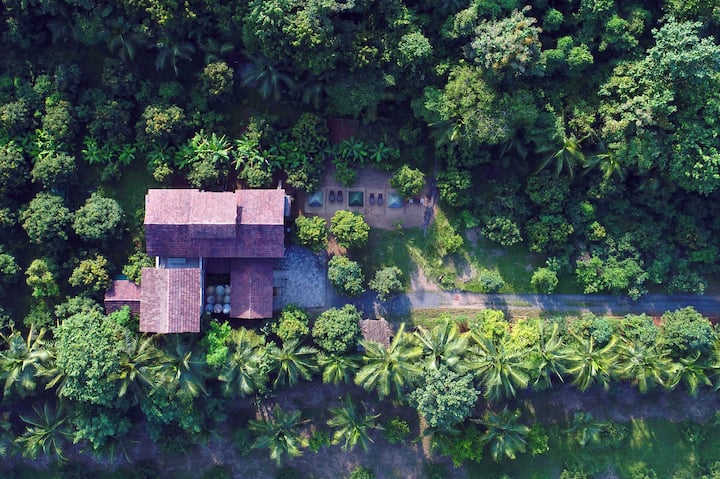 Arwa Farms, an Organic getaway of 7 acres @ Dahanu