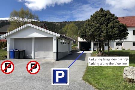Parkering/Parking