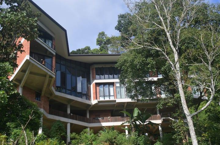 Tanarimba Villa (Lot A517) 唐纳凌巴(云顶对面)高原别墅