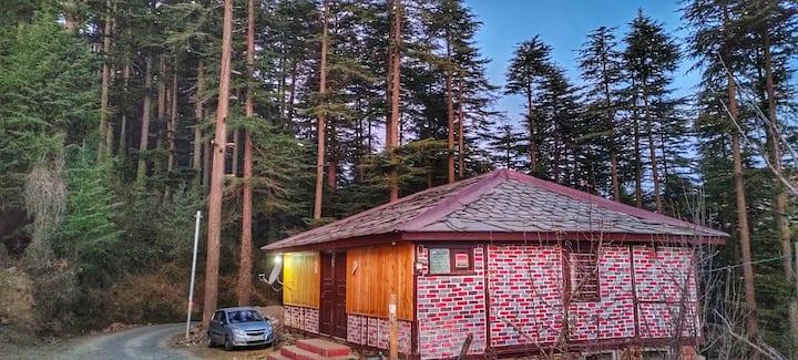 2 Bedroom Hut | Apple Farm | kitchen Jiowifi