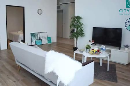 New Modern Suite(2-5pax)@Cgkt Bkt Bintang 章卡武吉免登区