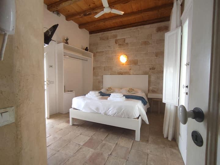 Antico Mondo Rooms & Suites : Matrimoniale con Terrazze