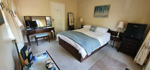 Lyndarlea Lodge - Phòng King