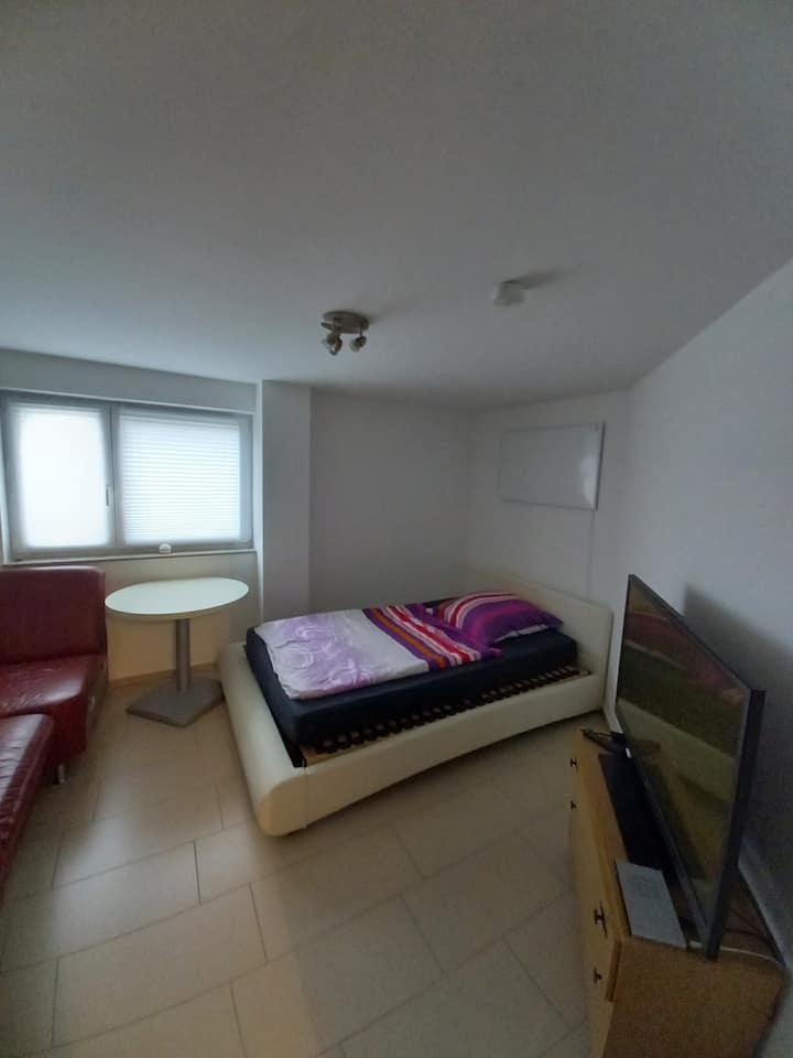Ruhiges Zimmer (Nr.3) nahe Sience Park und Uni Ulm