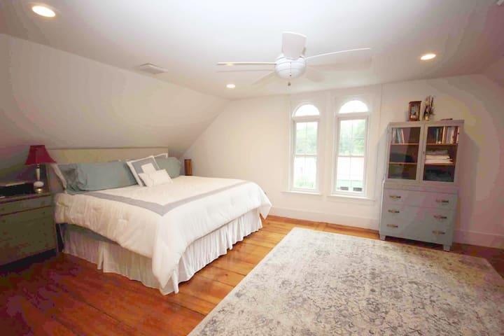 Expansive Master Bedroom Suite on 3rd level