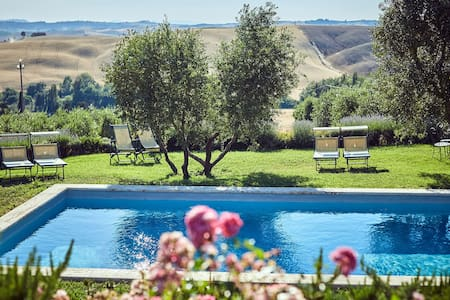 Podere Lamino Val d'Orcia