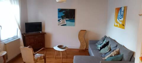 Appartement 5 min à pieds du centre ville de Flers