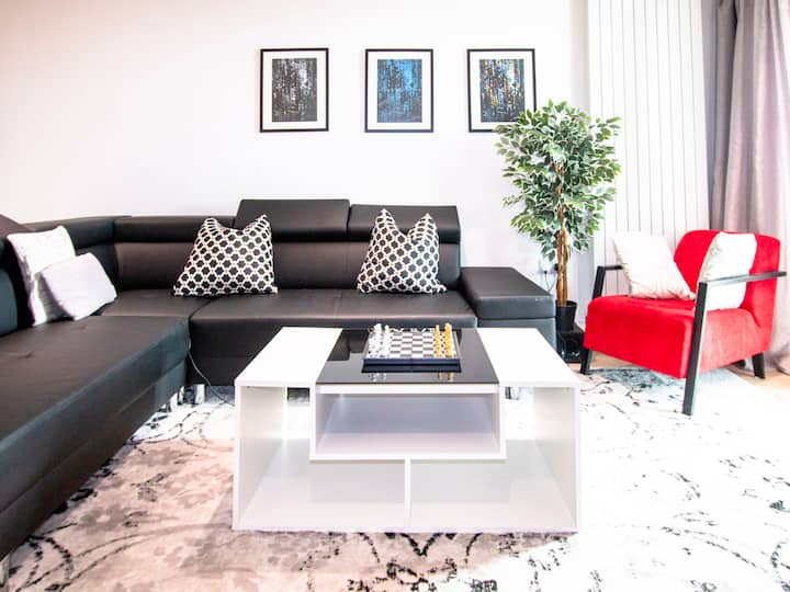 London Riverview Flat - Excel and City Airport