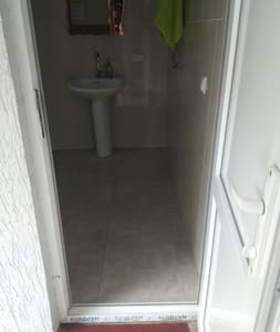 Вход в ванной комнаты