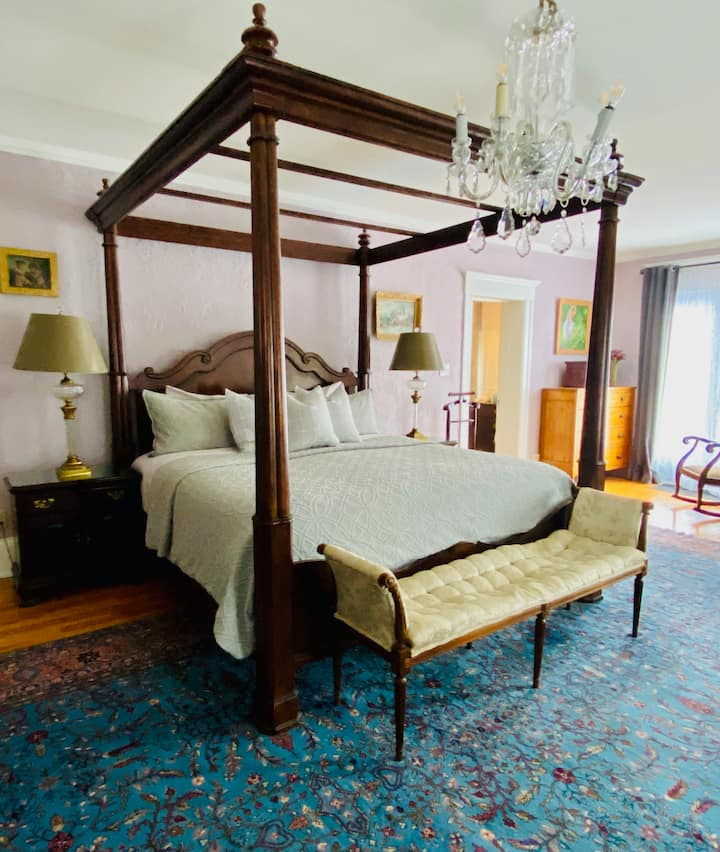 1000 islands Bed and Breakfast - Bulloch Suite 4