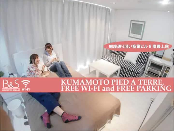 Live like locals!12, Kumamoto Castle, Aso,amakusa!
