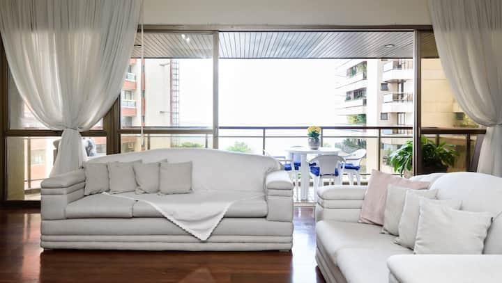 BEACHFRONT ✸ Luxury Condominium in São Conrado