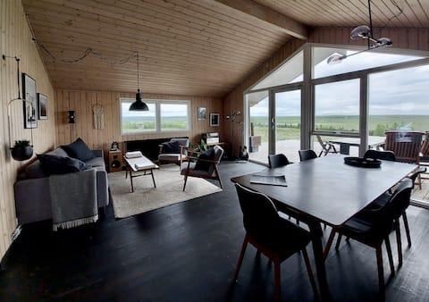 Hilltop Cabin Hekla - Golden Circle -  Geysir