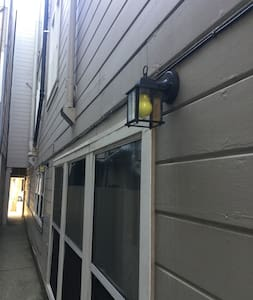 3 well placed lights as wall side sensors