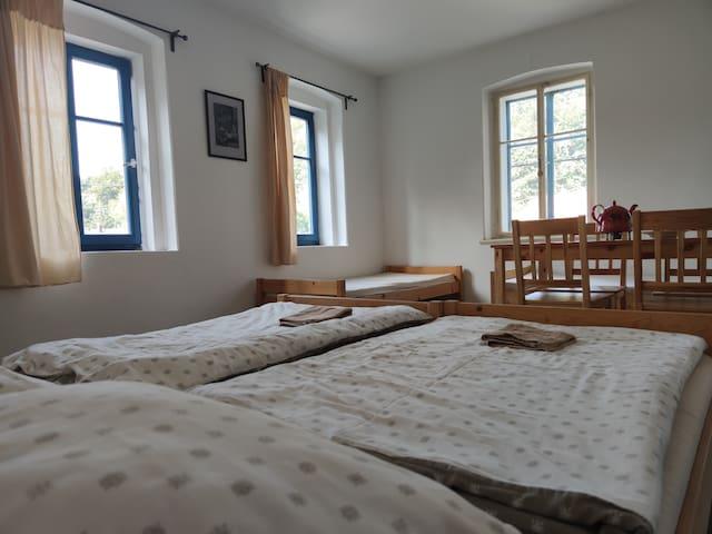 Krásná Lípa U Hrušky - byt 1. patro rodinného domu