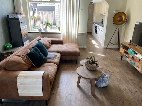Nice family home near Rotterdam and The Hague