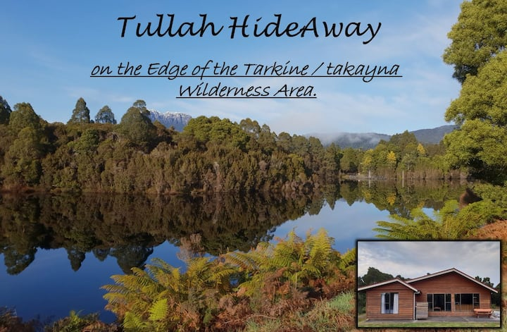 Tullah HideAway - Lakeside & Mountain Views