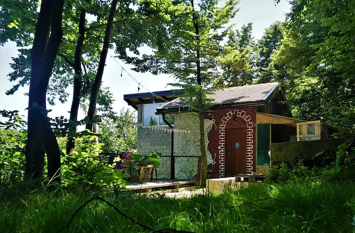 Sarajevo: Art House in the nature with the view:)