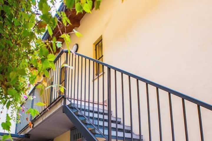 LuxOry center Brescia INDEPENDENT apartament