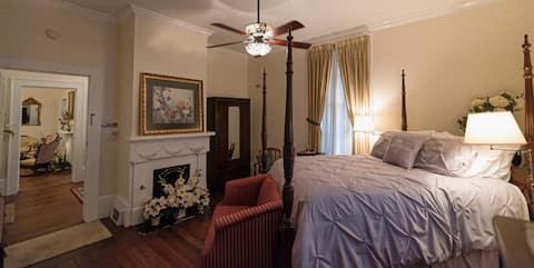 Iris Bedroom in The Bell House B&B