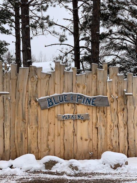 Blue Pine Getaway