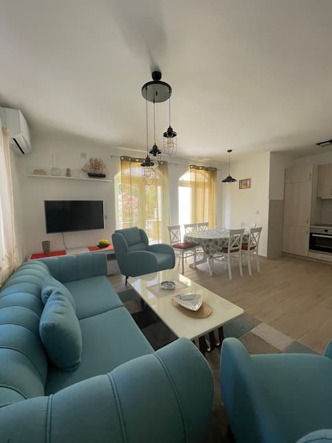 Luna, Two Bedroom Apartment with 2 Terraces