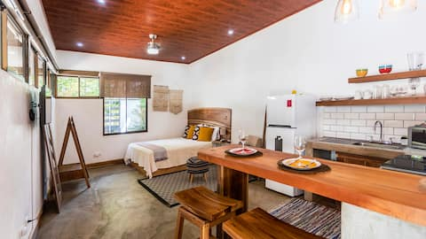 Estudio. At Casa Aire. Near Beach - LIR-Airport.