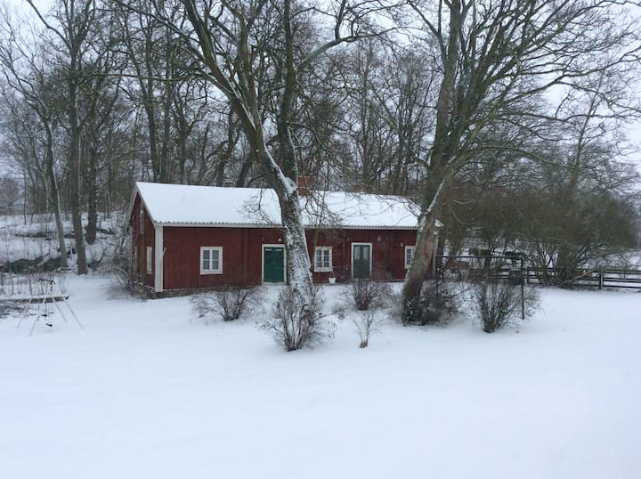 Charming Historical Cottage, Southern Sweden