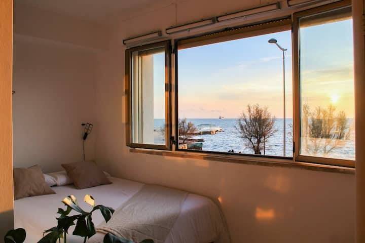 ♥THE SUNSET LOFT|stilig Apt.+parkering♥