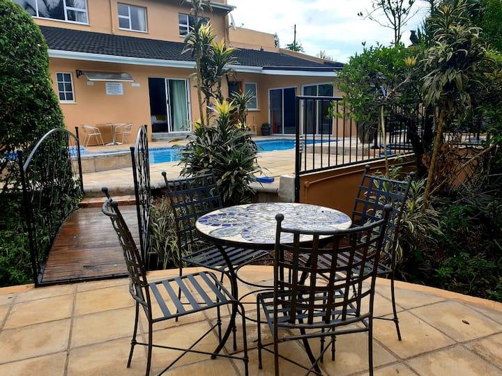 Damicha Boutique Lodge in Ezulwini- 1Bedroom Apt4