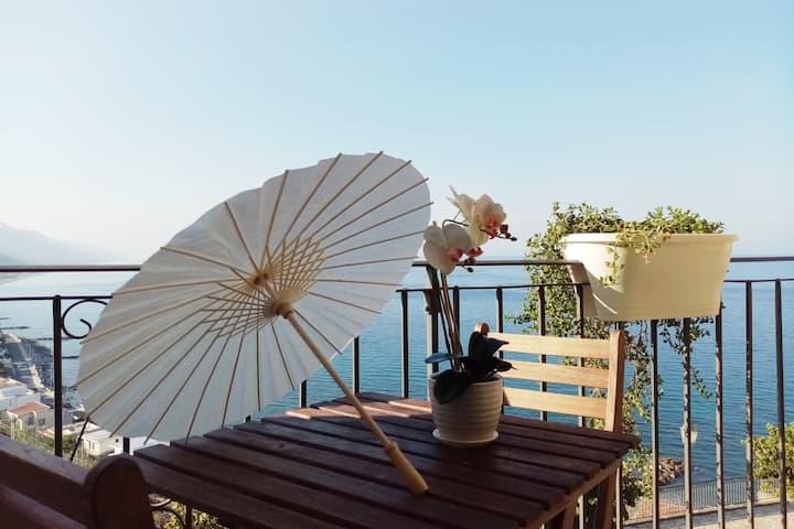 Viaggio al Mare nel Borgo della Calabria