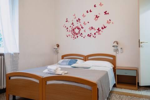 Villa Sant'Anna - Pink Room