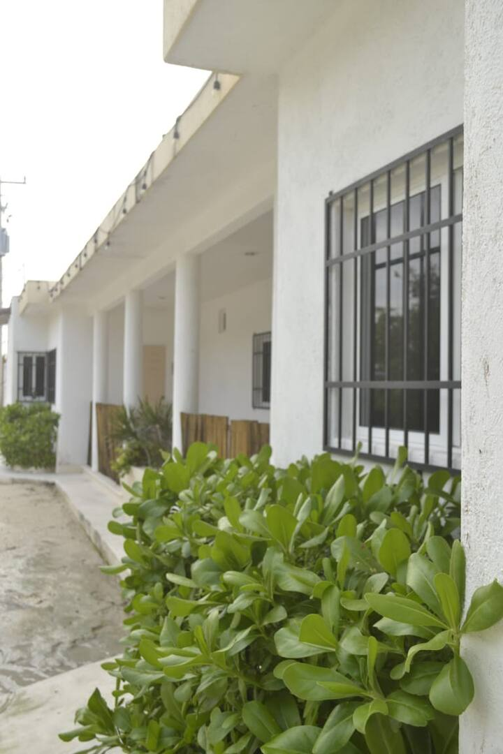 Casa Central Holbox | Studio for 3 | no. 6