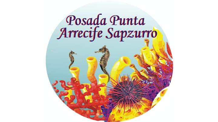 Posada Punta Arrecife Sapzurro (Habitación Doble1)