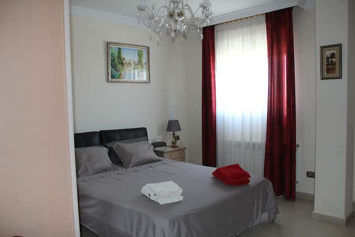 Bed & Breakfast Alhambra kamer
