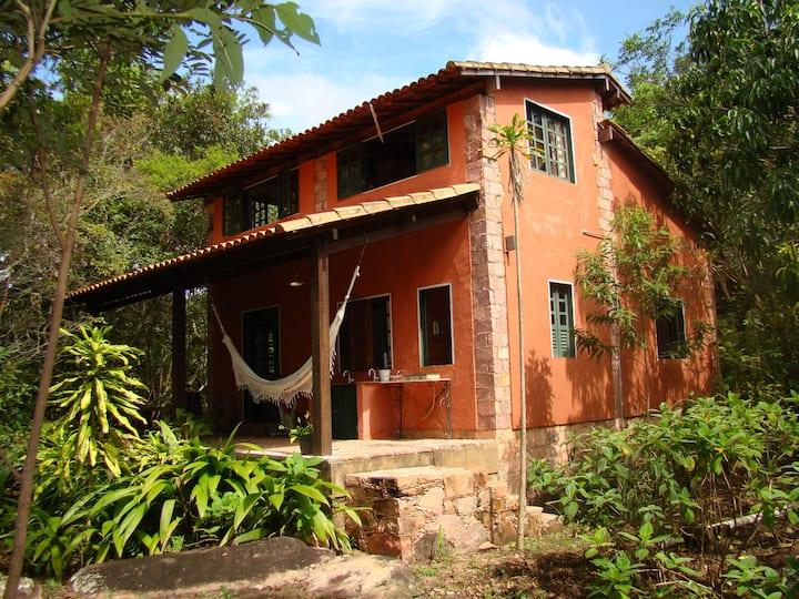 Cool spiritual refuge in Lencois, Bahia