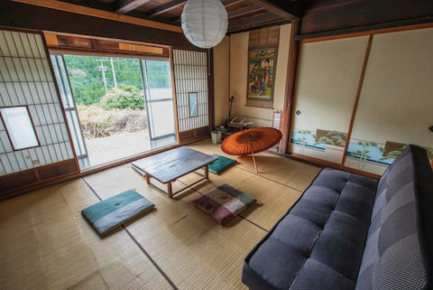 Private room, super country side nearest Toyako