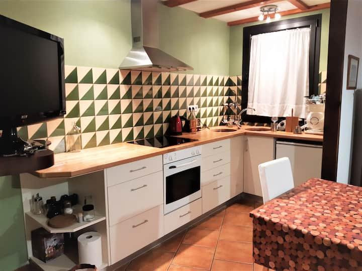 Casa de Pueblo en Saillagousse  ideal familias