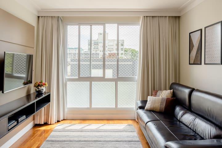 Beautiful apartment in Vila Madalena