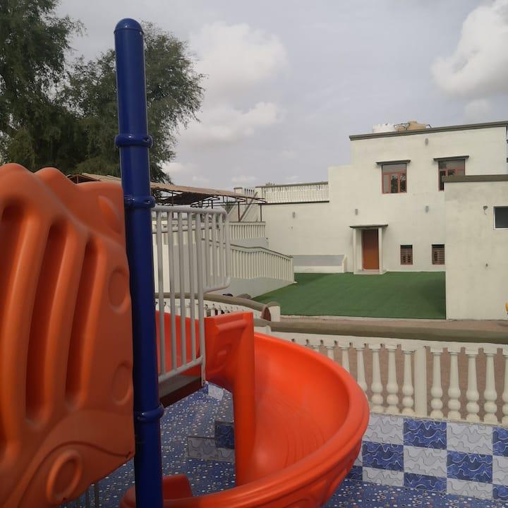 Wadi Sal - Vacation Home (3 bedrooms)