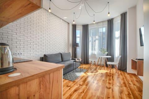 Studio Apartment City Center-Self Check in 24h