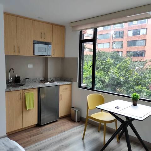Quinta Camacho small suite apartment