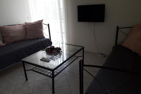 Natasha's apartment