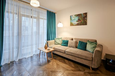 Nuuc Aparthotel Cluj